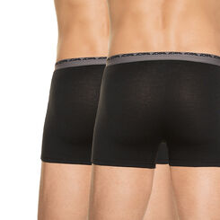 Lot de 2 boxers noirs Homme Ultimate-DIM