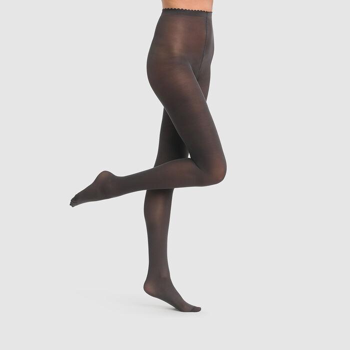 Collant gris Body Touch Opaque 40D, , DIM