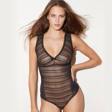 Body noir Trendy Micro, , DIM