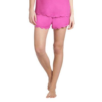 Short de pyjama rose tonic Femme-DIM