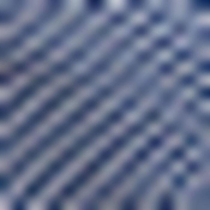 Lot de 2 strings Bleu Pois et Nacre en microfibre Body Touch, , DIM