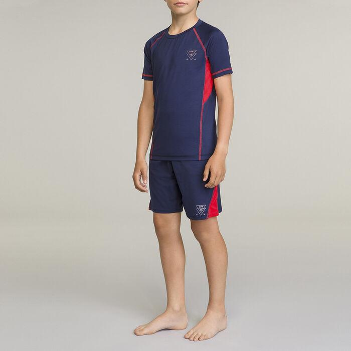 Short de sport pour garçon, , DIM