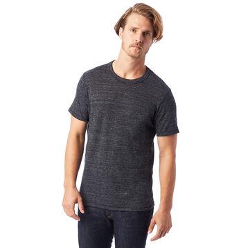 T-shirt Eco-Jersey™ noir à manches courtes Homme-DIM