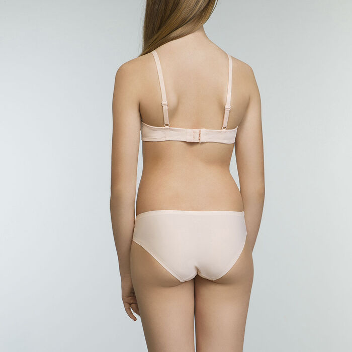 Culotte pour fille Nude Dim Invisible, , DIM