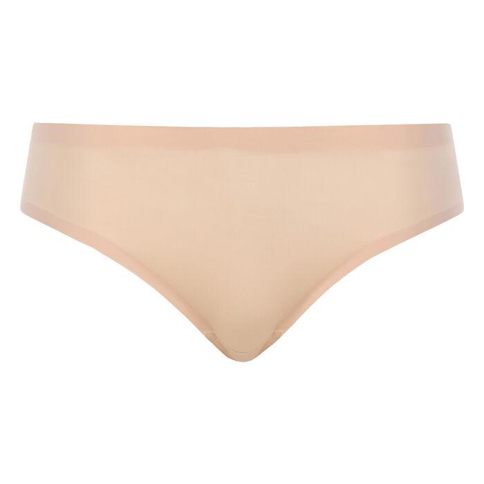 Culotte invisible Skin Rose en microfibre pour femme InvisiFree, , DIM