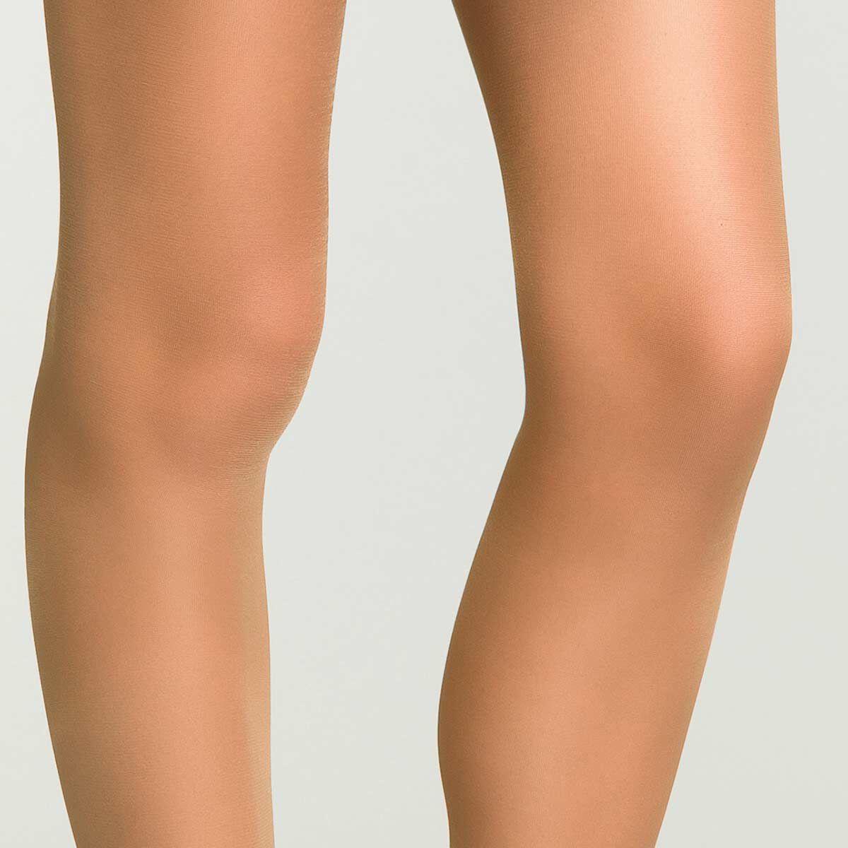 Collant Gazelle Transparent pour femme DIM Perfect Contention 25D