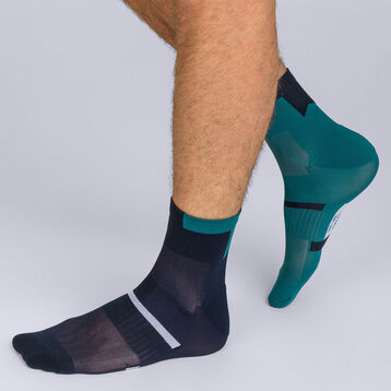 Lot de 2 socquettes impact medium Homme Dim Sport, , DIM