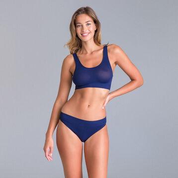 Slip collection 60 ans bleu marine-DIM