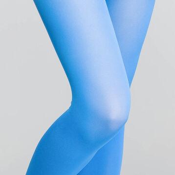 Collant opaque bleu impérial 50D - Dim Style, , DIM
