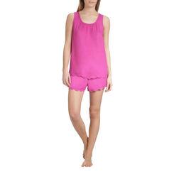 Débardeur de pyjama rose tonic Femme-DIM