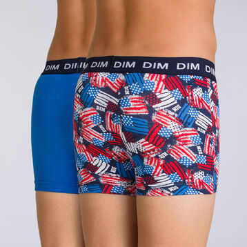 Lot de 2 boxers matelot US NYC DIM BOY-DIM