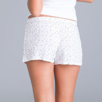 Short de nuit rose nacre Soft & Cool-DIM