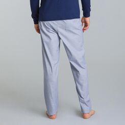 Pantalon de nuit bleu denim-DIM