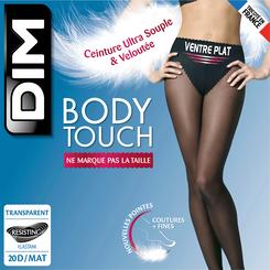 Collant peau dorée Body Touch Ventre Plat 20D, , DIM
