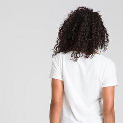 Tee-shirt manches longues rose nacre Soft & Cool-DIM