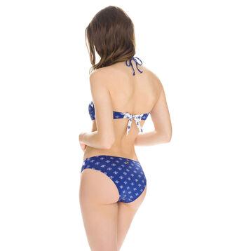 Bas de maillot de bain culotte imprimé bandana Femme-DIM