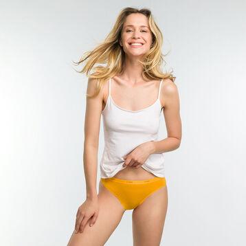 Lot de 3 culottes jaune or, gris et blanc - Ecodim, , DIM