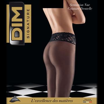 Collant sombre DIM Signature sensation nue 31D, , DIM
