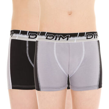 Lot de 2 boxers 3D FLEX rocher DIM BOY-DIM