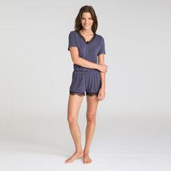 Short gris Pure Essential-DIM