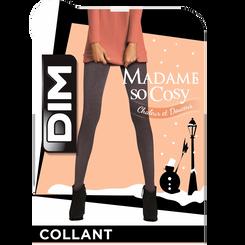 Collant chaud noir Thermo Polaire 143D-DIM