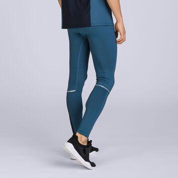 Legging gris-bleu DIM sport, , DIM