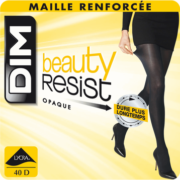 Collant chocolat Beauty Resist opaque 40D-DIM