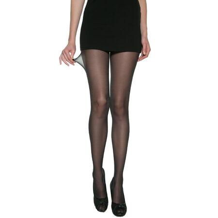 Prix 50% prix le plus bas apparence élégante Collant Beauty Resist noir Semi-opaque 25D