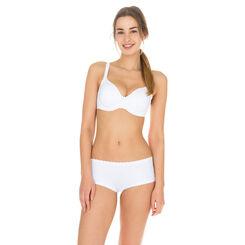 Boxer blanc Body Touch seconde peau Femme, , DIM