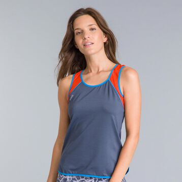Débardeur Active Wear gris ardoise-SHOCK ABSORBER