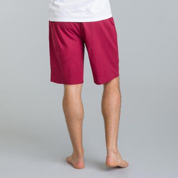 Short de pyjama bordeaux Night Signature-DIM