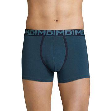 Boxer homme bleu klein et ceinture noir - Dim Mix & Fancy, , DIM