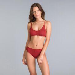 Culotte rouge cuivré édition limitée les Pockets-DIM