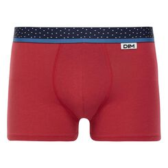 Boxer rouge samba Mix & Dots-DIM