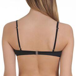 Haut de maillot de bain noir avec armatures Femme-DIM