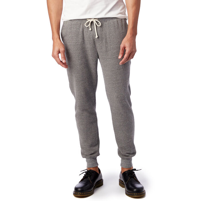 Pantalon de jogging gris Eco-Fleece Homme-DIM