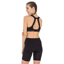 Soutien-gorge sport Ultimate Run Bra noir Shock Absorber-SHOCK ABSORBER