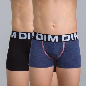 Lot de 2 boxers navy blue DIM Boy-DIM