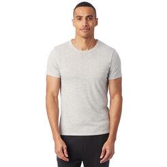 T-shirt Eco-Jersey™ gris clair à manches courtes Homme-DIM