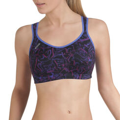 Soutien-gorge Active Multi Sports floral Shock Absorber-SHOCK ABSORBER