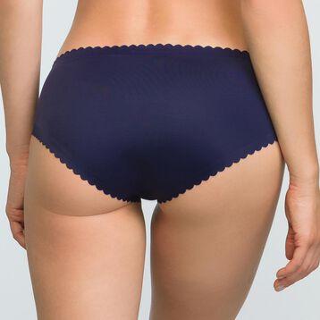 Culotte pour femme en microfibre bleu infini Body Touch, , DIM
