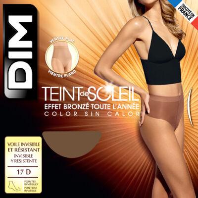 Collant terracotta Teint de Soleil Ventre Plat 17D, , DIM