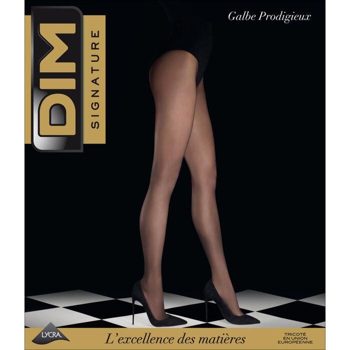 Collant DIM SIGNATURE noir Galbe Prodigieux 25D, , DIM