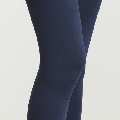 Collant Ultra-Opaque Marine pour femme Perfect Contention 80D, , DIM