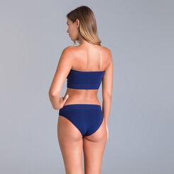 Brassière collection 60 ans bleu marine-DIM