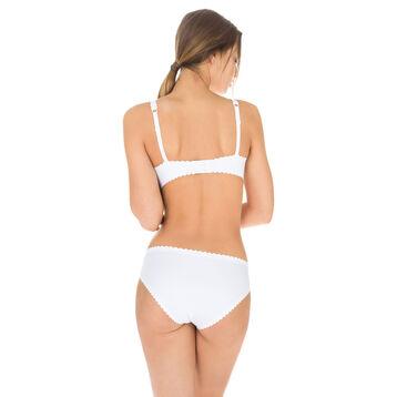 ... Slip blanc Body Touch seconde peau Femme-DIM 0de6a285152