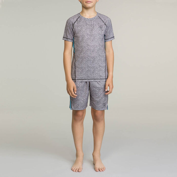 T-Shirt de sport pour garçon, , DIM