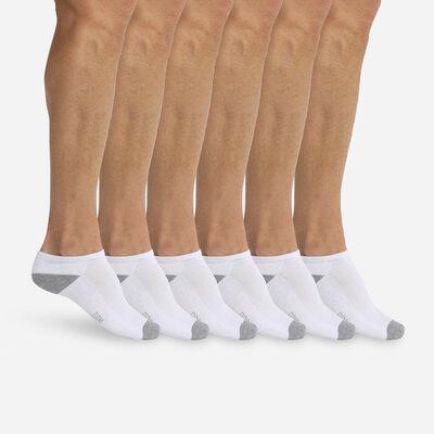Lot de 6 paires de socquettes courtes Ecodim Sport micro, , DIM