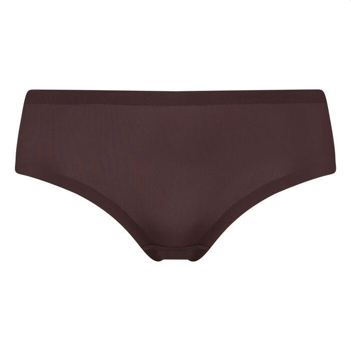 Culotte en microfibre marron précieux InvisiFree de Dim, , DIM