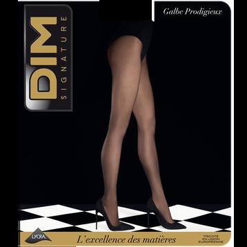 Collant DIM Signature cuir Galbe Prodigieux 24D, , DIM